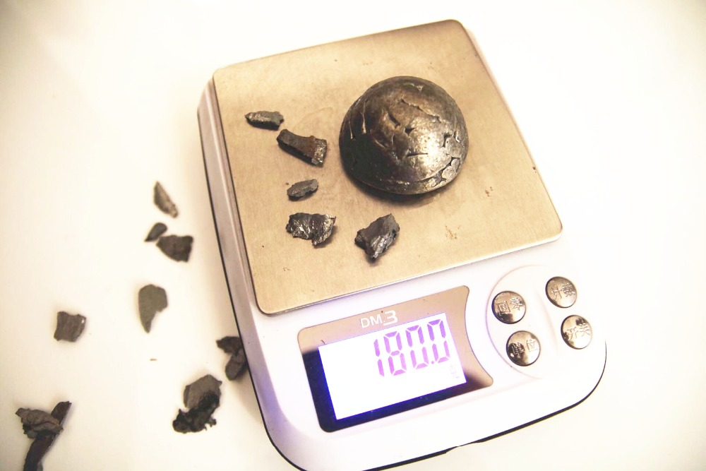 Gadolinium 180g -99,99% net weight 180 grams pozid 180g page 5
