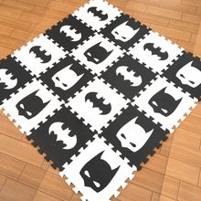 children soft development crawling carpets baby play puzzle number / letter / cartoon eva foam, pad ground for baby games mat(China)