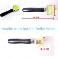 Top Quality Push tool wheel car sound insulation cotton stopper shock board construction pressure roller soundproof wheel