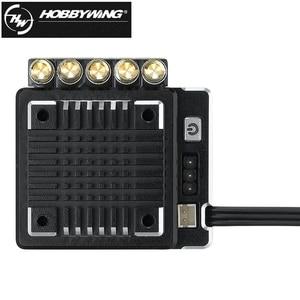 Image 5 - RC ESC,Hobbywing XERUN XR10 PRO 160A Sensored Controlador de velocidad sin escobillas para RC 1/10 buggy racing drift car