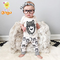 Clearance Sale Only 3 Dollars Baby Girls Clothing Baby Boys Clothing Sets Fashion Cotton Long Sleeved Clothes Set Baby Clothing