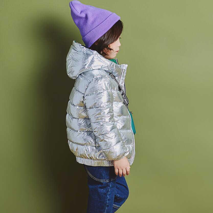 Girls clothes kids winter thickening cotton jacket baby boys warm coat girls tops children clothing 2-11Y children fashion coat
