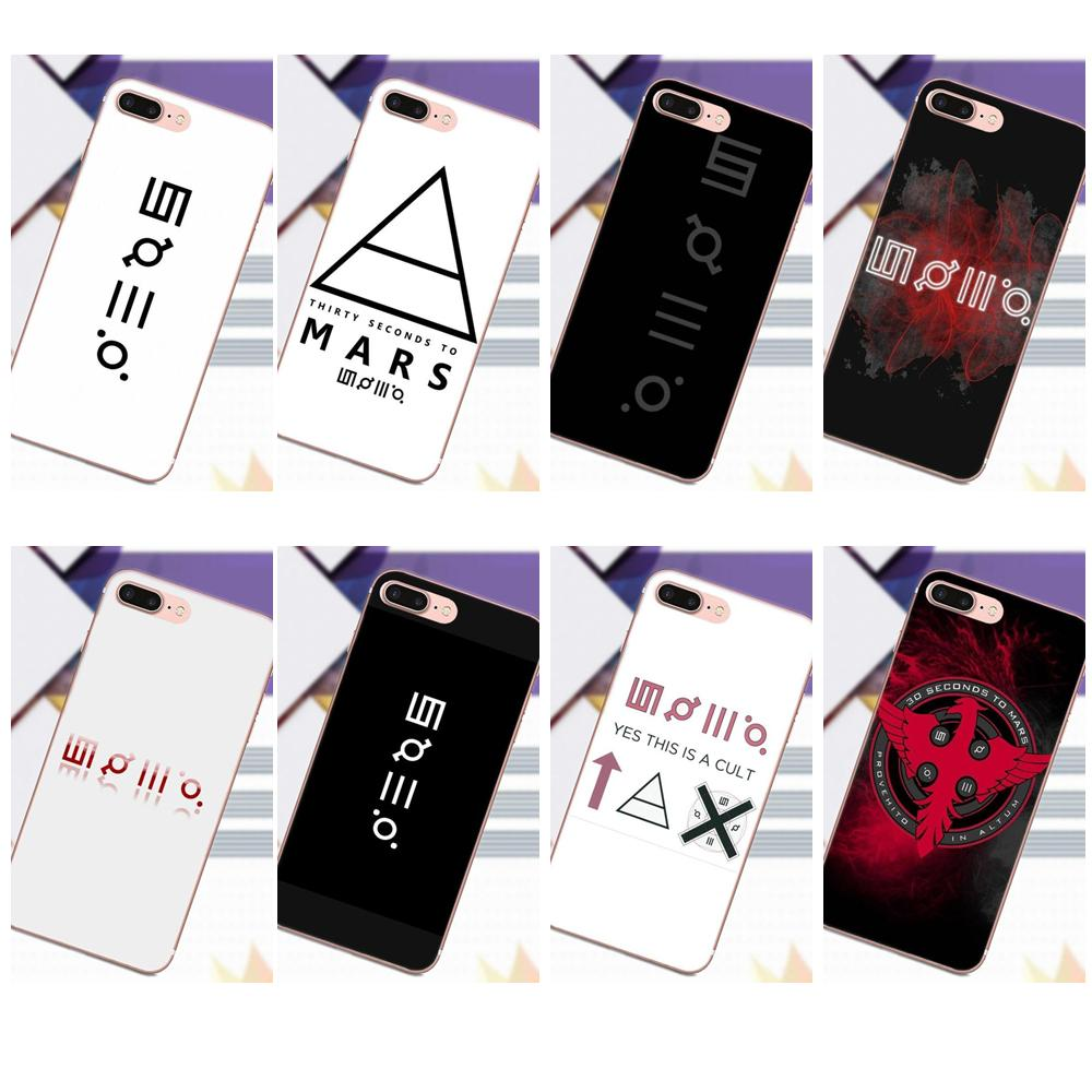 Vvcqod 30 Seconds To Mars Symbols For Xiaomi Redmi 5 4a 3 3s Pro Mi4