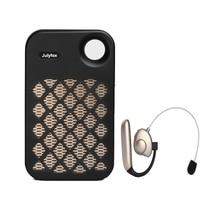 Julyfox Wireless Voice Amplifier Bluetooth Microphone Headset 50Ft Control Range 12 Hrs TF Card MP3 Bluetooth