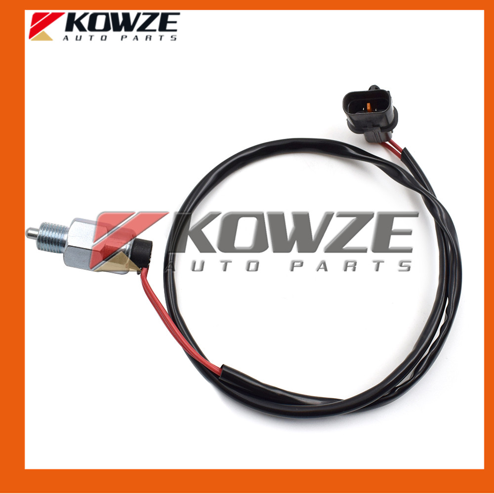 Image 2 - Freewheel Clutch Switch Fits For Mitsubishi PAJERO MONTERO II 2nd V43 V44 V45 V46 4WD MR196931-in Clutch & Accessories from Automobiles & Motorcycles