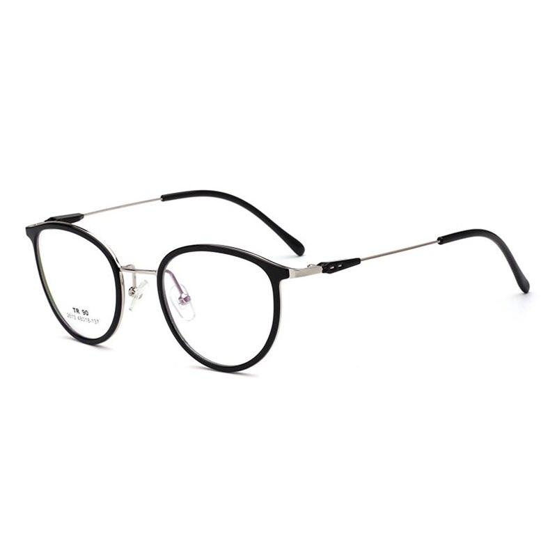 Optical Eyeglasses Frame Prescription Full Rim Plastic Glasses Frame For Men And Women Prescription Eyewear Rx Spectacles