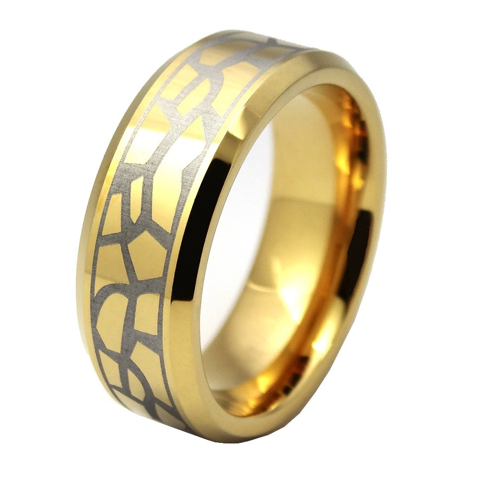 Best Ing Gold Ring For Men Round Rings In From Jewelry Accessories On Aliexpress Alibaba Group