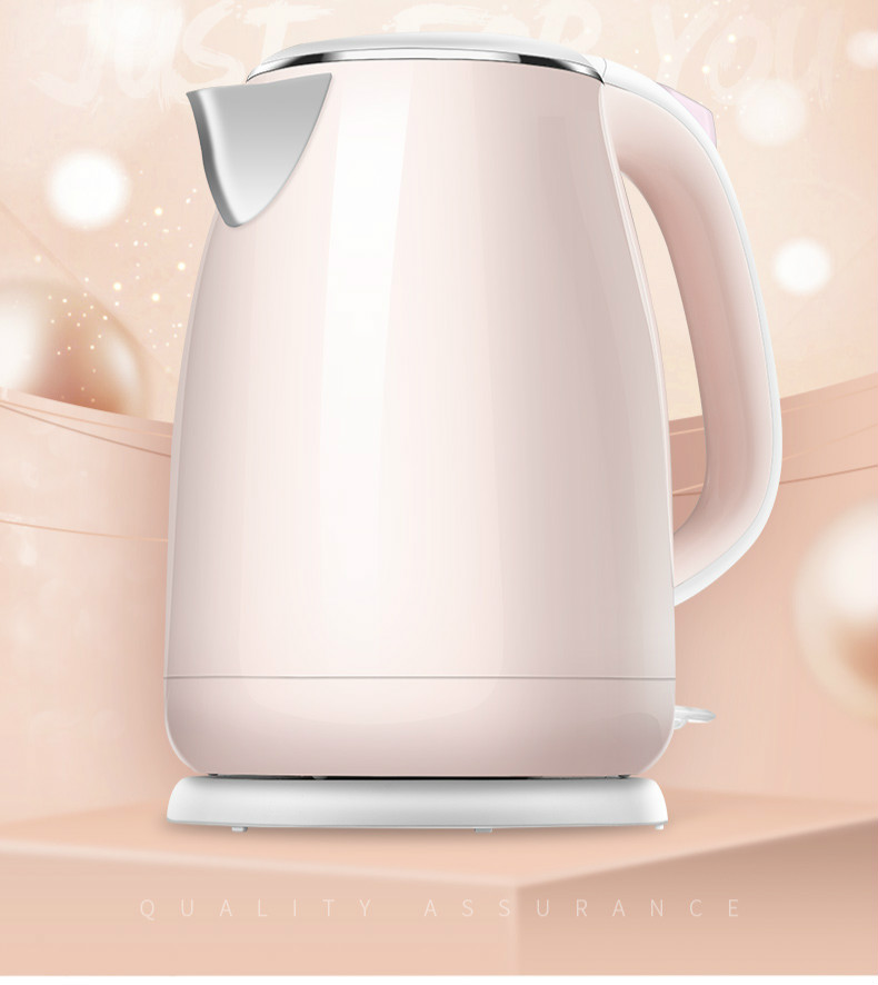 Electric kettle boiling tea household automatic power cut 304 stainless steel large capacity quick pot electric kettle boiling pot 304 stainless steel home insulation 1 5l