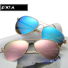Sunglasses Pilot Women Driving Polarized Lenses Sun Glasses RX Optical Available 1.499 Single Vsion EXIA OPTICAL KD-0746 Series
