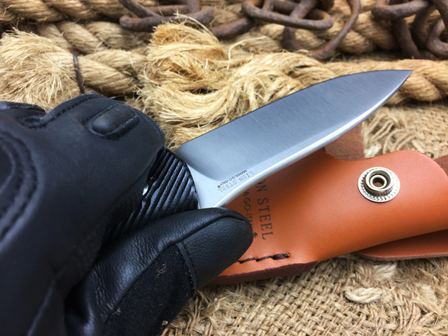 Lionsteel Fixed Blade Knife