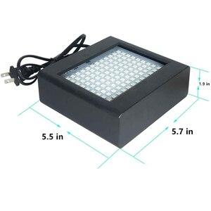 Image 4 - Super   Bright RGB Strobe แสง 25 W 108 SMD5050 LED Stage Effect light อัตโนมัติเสียงเปิดใช้งาน Party DJ Disco ปาร์ตี้ KTV Stage ไฟ