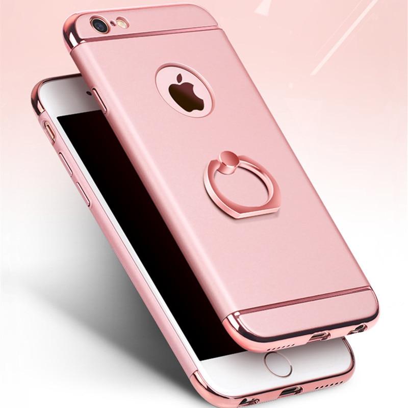 Lyxiga fodral för aluminiumhållare i aluminiumfodral för iPhone 7 - Reservdelar och tillbehör för mobiltelefoner - Foto 5