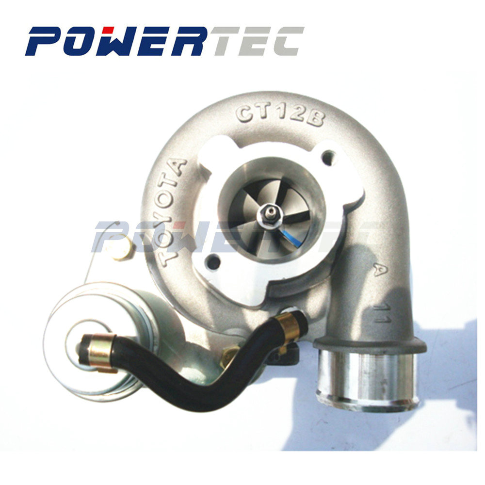 For Toyota Landcruiser TD KZJ70 KZJ71 125HP / 91KW turbocharger 17201 67010 full turbo 1720167020 yturbine 17201-67010 CT12B newFor Toyota Landcruiser TD KZJ70 KZJ71 125HP / 91KW turbocharger 17201 67010 full turbo 1720167020 yturbine 17201-67010 CT12B new