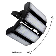Wide Angle Lighting Adjustable Square LED New Lamp 200W 300W Separated Modular 60 Beam High Bay Luminaire(China)