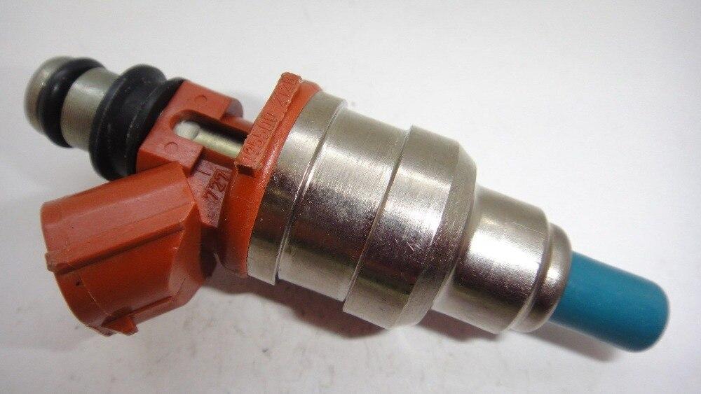 Fuel Injector Nozzle For Mazda 323 1.6L Daihatsu Charade 1.3L 1955002120 195500-2120 hub carrier set for baja 5b 5t 5sc orange color