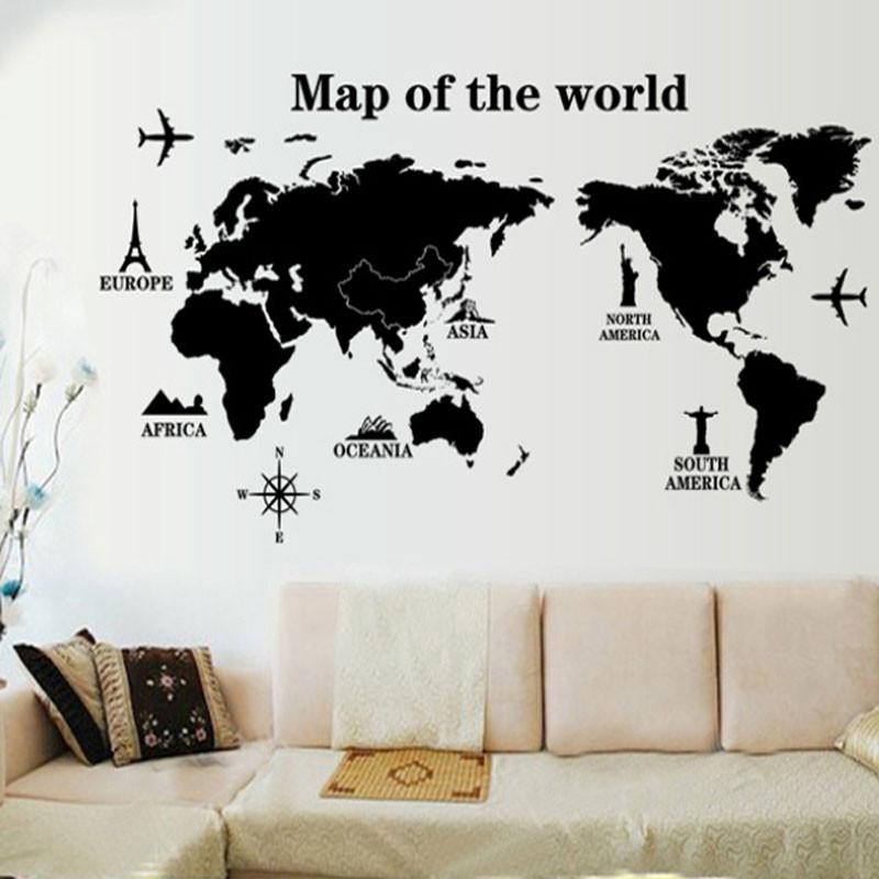 HTB17ZHwNXXXXXcpXVXXq6xXFXXXz Poster Letter World Map Quote Scratch Map Vinyl Art Decals