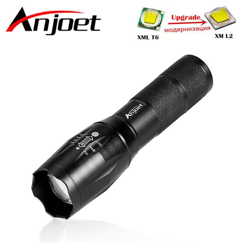 چراغ قوه قابل حمل چراغ قابل حمل Anjoet - روشنایی قابل حمل