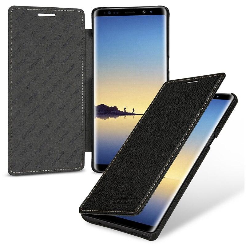 Luxe Lederen Cover voor Samsung Galaxy Note 8 Case Business Boek Flip Beschermende Tas Shell voor Galaxy Note8 Accessoires-in Flipcases van Mobiele telefoons & telecommunicatie op AliExpress - 11.11_Dubbel 11Vrijgezellendag 1