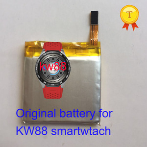Image 2 - dhl shipping ! original kw88 pro smartwatch smart watch phonewatch saat rechargeable replacement 3.8v clock watch hour battery