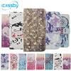 Luxury Bling Diamond Case For LG Stylo 3 Leather Wallet Flip Cover For LG K10 Pro Coque For LG Stylus 3 LS777