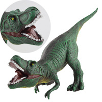 Soft Simulation Large PVC Dinosaur Model Toys Plastic Tyrannosaurus Rex Dinosaur Model Toys Children's Toys Kids Gifts