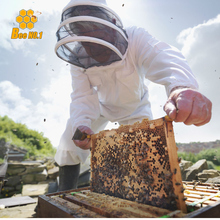 Hot Selling Good Quality Space Outfits Look Veil Bee Protecting Dress Beekeeping Suit Beekeeper Clothing Free Shipping(China (Mainland))