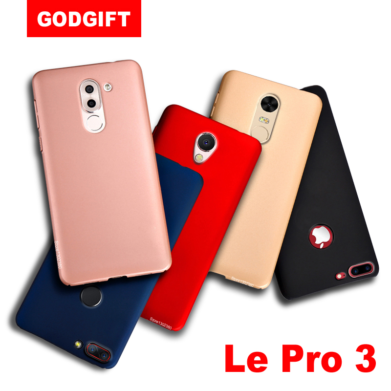 Case For LeEco Le Pro 3 Case Hard Plastic Phone Cover For Ltev LeEco Le 3 pro Pro3