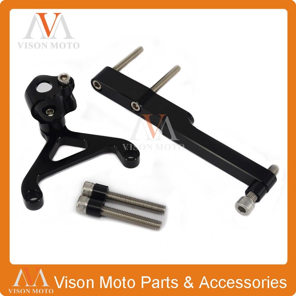 CNC Direction Steering Damper Stabilizer Holder Bracket Mounting For HONDA CB1000R CB 1000R CB 1000 R 08 09 10 11 12 13 14 15 16