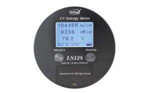 Image 4 - Светодиодный УФ измеритель энергии LS128 с высокой точностью и датчиком температуры, или с бесплатной доставкой, для детей в возрасте от 1 года до 2 лет, с датчиком температуры и высокой степенью чувствительности, в наличии от 1 до 8 лет