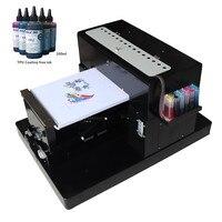 A3 размер футболки планшетный принтер цифровая печатная машина для печати ПВХ карты телефон cas принтер A3 Размер цифровой принтер текстильно