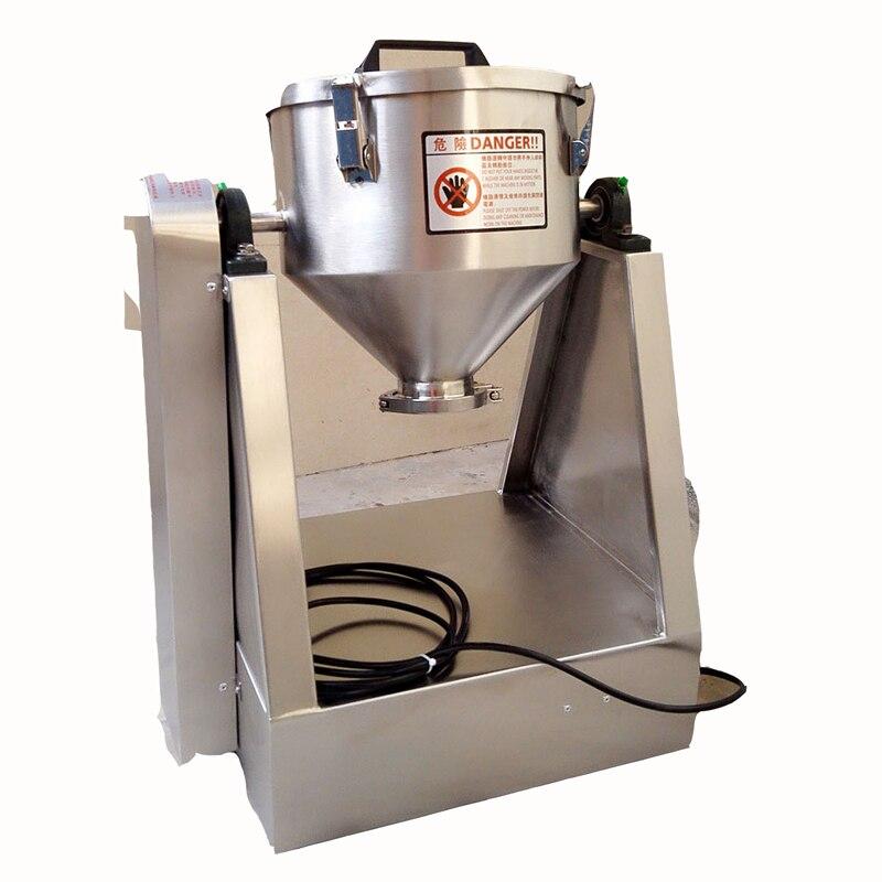 5KG Stainless Steel Mixer 5L Food Mixture 5KG Fruit Mixer 5KG Powder Mixer YG 5KG Food Mixers     - title=