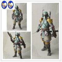 Một Món Đồ Chơi Một Giấc Mơ Hành Động Hình Boba Fett Mô Hình Toy 17 CM Movie Việc Thực Hiện Robin Boba Fett Đồ Chơi Star War Sic Samurai Taisho búp bê
