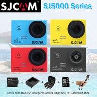 Оригинальный SJCAM SJ5000X SJ 5000X Elite 4 К 24fps 2k30fps и sj5000 и SJ Cam SJ 5000 действия Wi Fi Камера VS Go Pro Hero 5 Спортивные Cam
