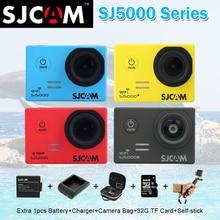 Original SJCAM SJ5000x sj 5000x Elite 4K 24fps 2K30fps SJ5000 sj cam sj 5000 Wifi action