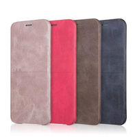 High Quality Phone Cases X Level Vintage PU Leather Luxury Back Case Cover For Samsung Galaxy
