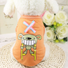 Spring Summer Puppy Pet Dog Vest Clothes Small Cat Summer T-shirt Apparel Dress XS-XL P20
