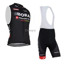 Sleeveless 2016 Cycling Jersey Bora Summer Ropa Ciclismo Bike Maillot Ciclismo Sport Mtb Cycling Clothes Vest