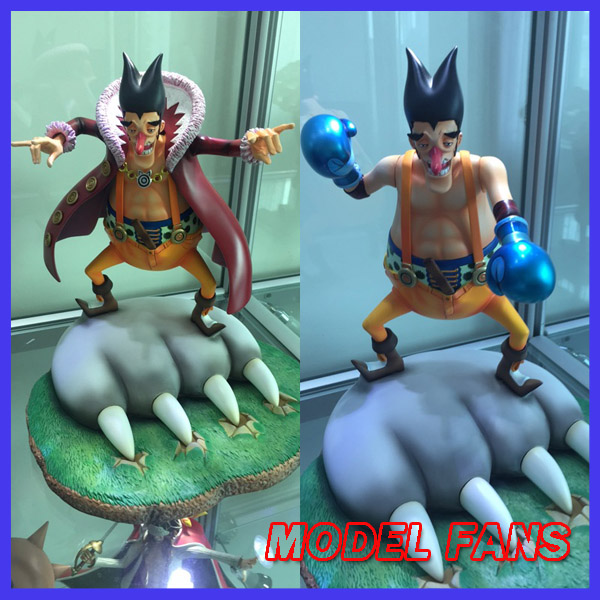 MODEL FANS IN-STOCK one piece pop scale 26 cm Foxy Slow fruit owner gk resin figure toy for collection