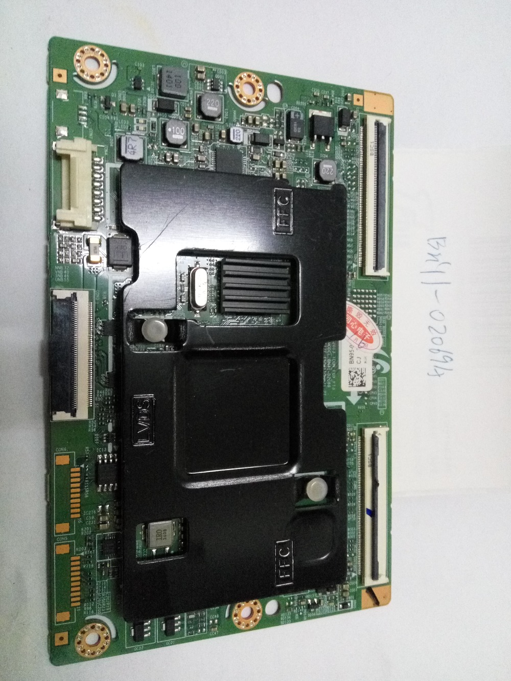 BN41-02069A Logic Board For PLS TELL ME YOUR SIZE UA46F6400AJXXR Connect With Board CY-HF460CSLV2H