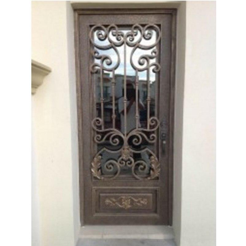 Steel Security Doors Aluminum Window Doors Interior Swinging Doors
