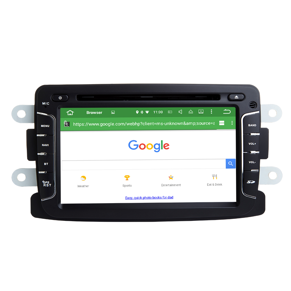 Unterstützung Apple Carplay Android Autoradio DVD GPS Navi multimedia Player Für Renault Dacia/Sandero/Duster/Captur /Lada/Xray 2/Logan