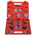 18 pçs/set Compressor de Pistão Do Freio Do Carro Universal Disc Brake Caliper Vento Voltar Tool Kit Set Para Ferramentas de Reparação de Automóveis Na Garagem
