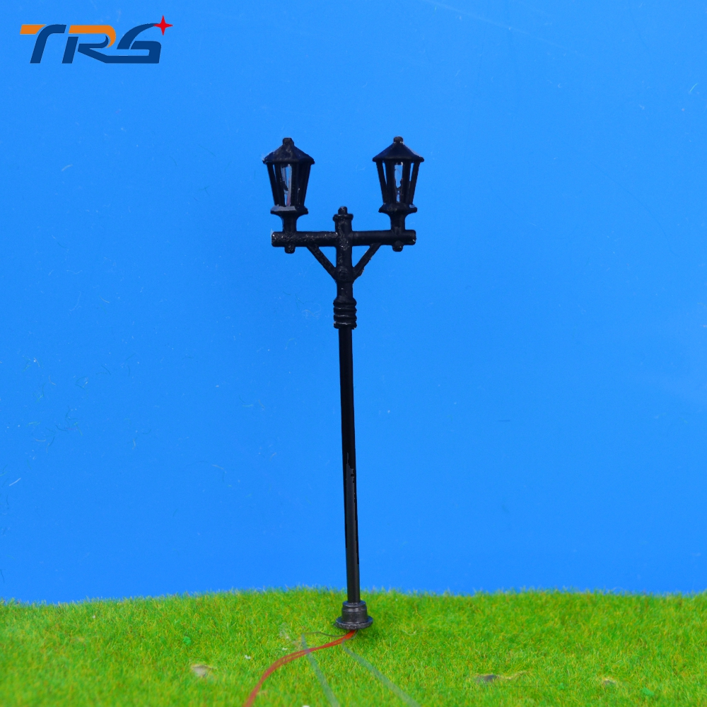 Online get cheap model train light bulbs aliexpress alibaba 2017 new architectual scale model abs plastic courtyard lampost light for model train layout street lamp arubaitofo Image collections