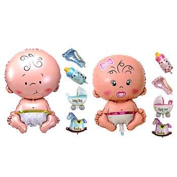 5 sztuk Balony Baby Shower