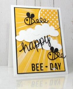 Свинья, для рукоделия, металлические режущие штампы, высечки, формы для высечки, 3 шт., милое украшение пчелы, скрапбук, бумага, ремесло, нож, форма, лезвие, дырокол, трафареты