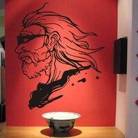 卸売と小売大オールドメンウォールステッカー壁の装飾デカールホームインテリア