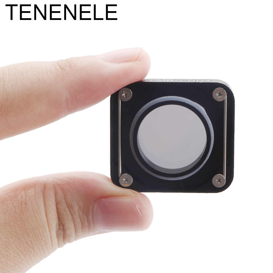Almencla Camera Lens Filter Protective Filter for GoPro Yellow Graduated Color for Various Photography Circumstances Yellow CPL Polarizer with UV Red Magenta
