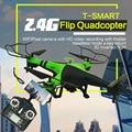 XBM-38W Drone WIFI 4CH 2.4G LCD Screen Remote Control 3D Roll 0.3MP WIFI Camera Video FPV RC Aerial Quadrocopter