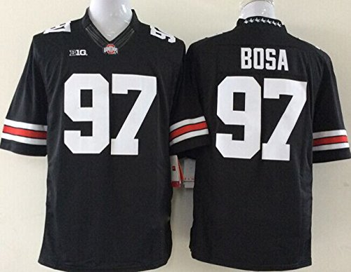 brand new 0d58f bc2e8 Stitched Men's Joey Bosa Ohio State Jersey,Ohio State ...