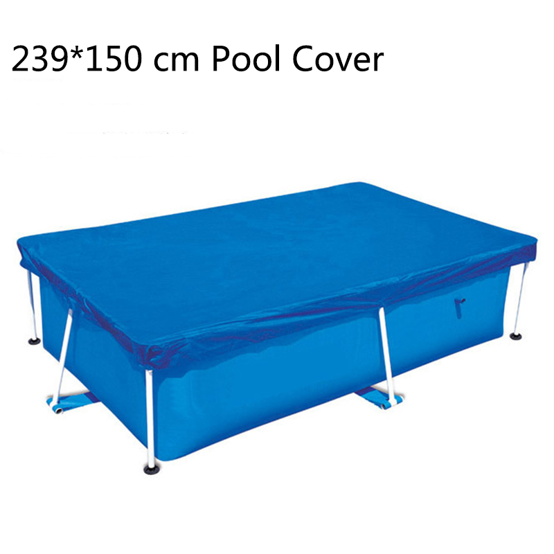 Pool Cover Cloth Inflatable Pool Frame Swimming Pool Accessory Piscina Rack Pond Above Ground